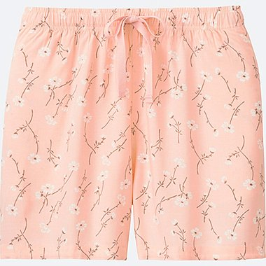 WOMEN RELACO SHORTS, LIGHT ORANGE, medium