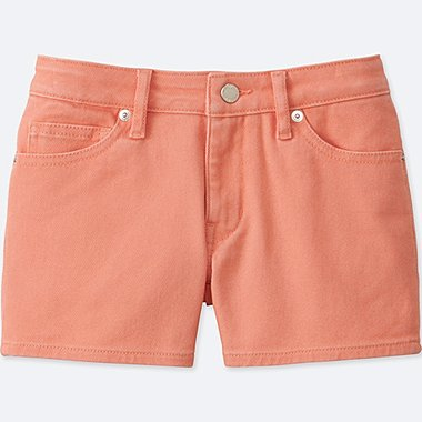 SHORTS DENIM NIÑA