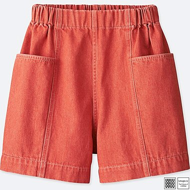 Damen U Jeans Shorts