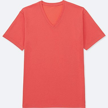 T-SHIRT DRY V-NECK HOMME