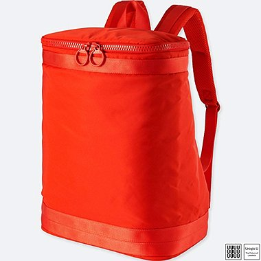 MEN U BACKPACK, ORANGE, medium