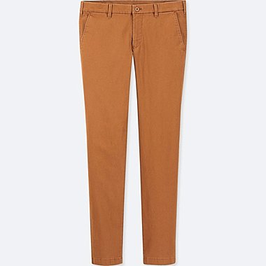 MEN Ultra Stretch Skinny Fit Chino Trousers (34inch)