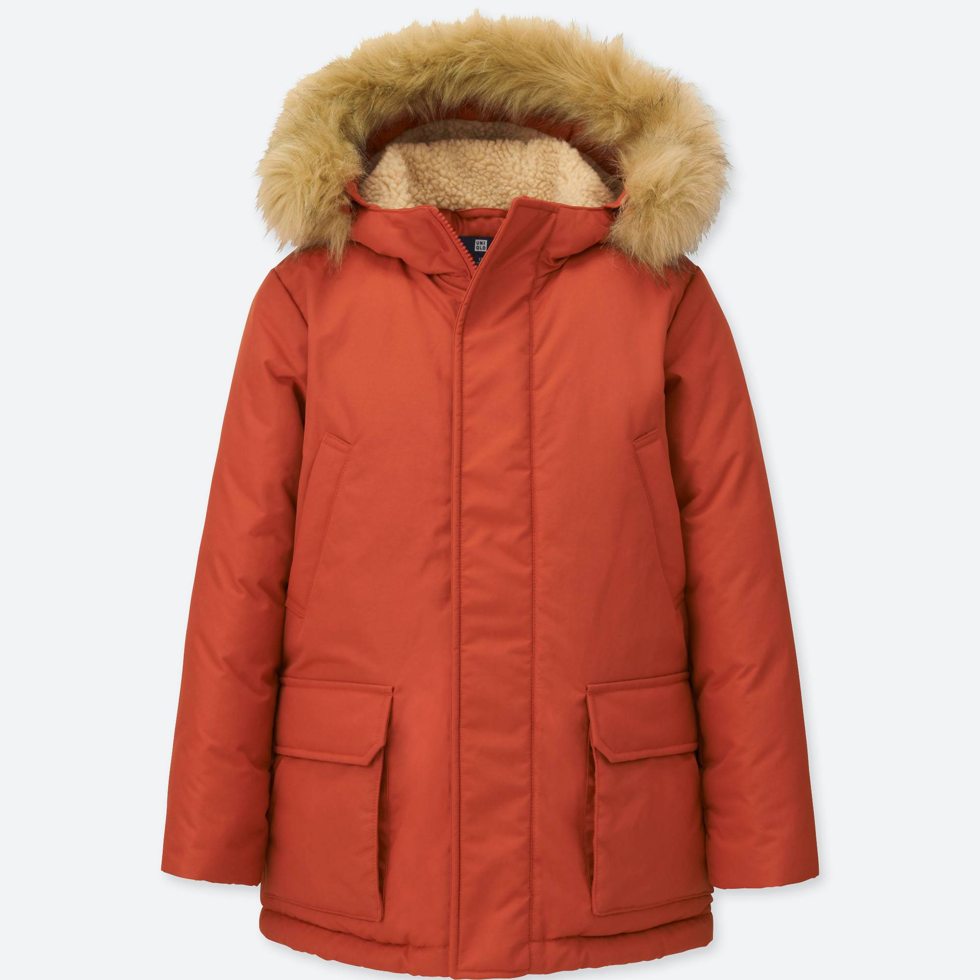 BOYS WARM PADDED COAT | UNIQLO US
