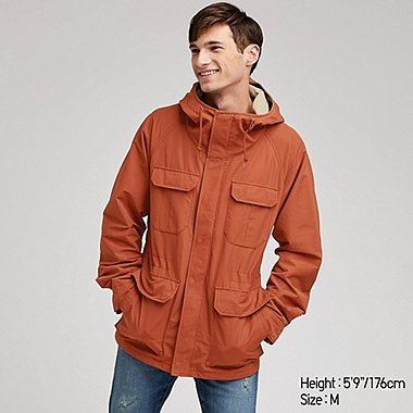 MEN MOUNTAIN PARKA