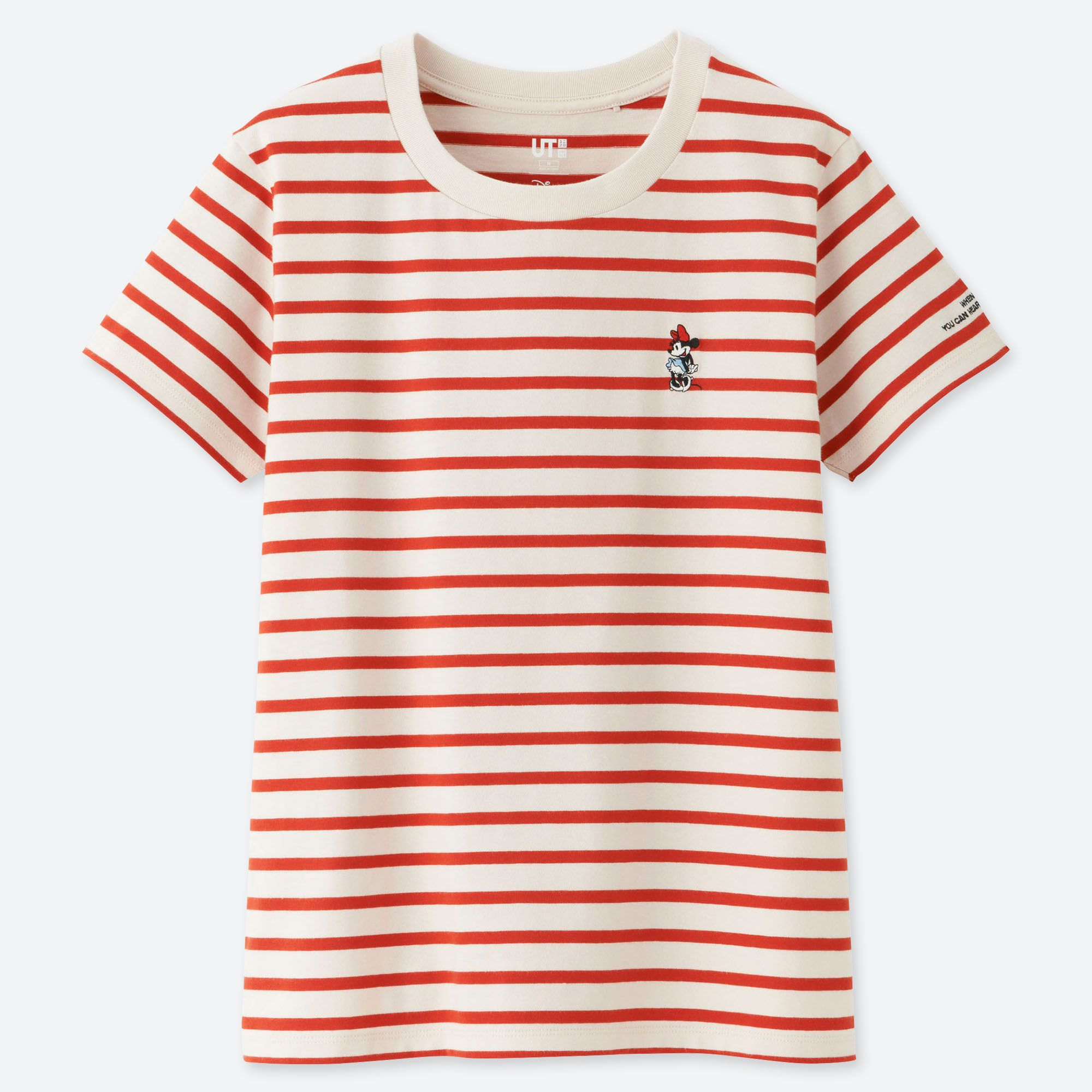 Celebrate Mickey Short Sleeve Graphic T Shirt by Uniqlo