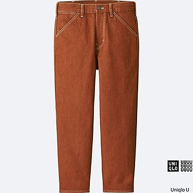 WOMEN Uniqlo U Boyfriend Ankle Length Jeans