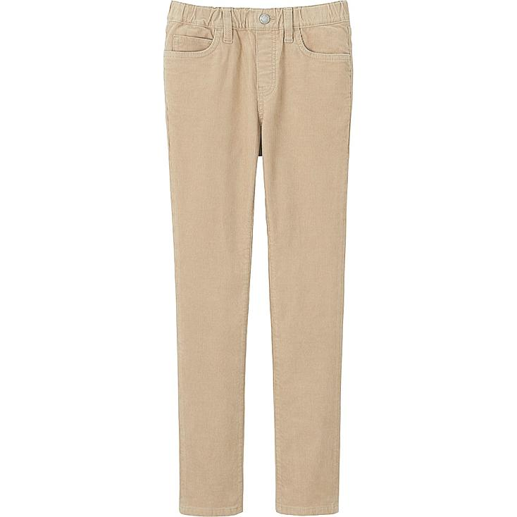 BOYS Corduroy Relaxed Trousers