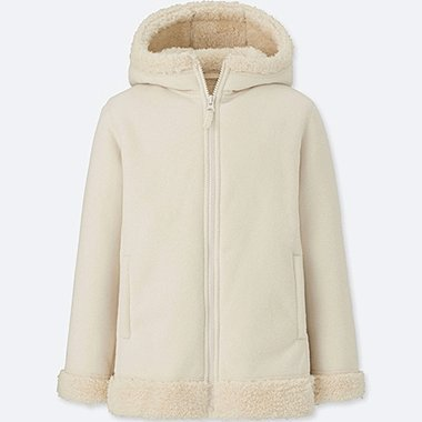 Manteau Blocktech Polaire FILLE