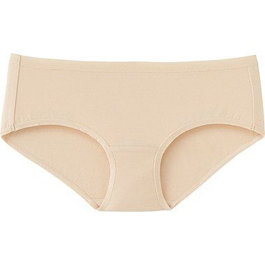 WOMEN HIPHUGGER (BASIC), NATURAL, medium