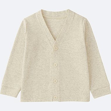 TODDLER Cotton Long Sleeve Cardigan