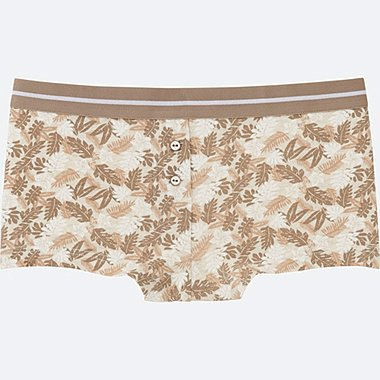 WOMEN Boy Shorts (Botanical)
