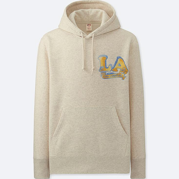 SWEAT À CAPUCHE MICKEY TRAVELS HOMME