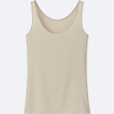 WOMEN AIRISM SLEEVELESS TANK TOP