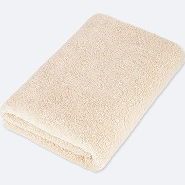 BATH TOWEL, NATURAL, medium