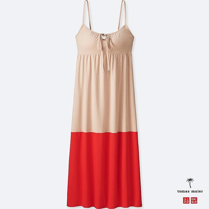 WOMEN CAMISOLE BRA DRESS | Tuggl