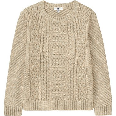 KINDER Strickpullover