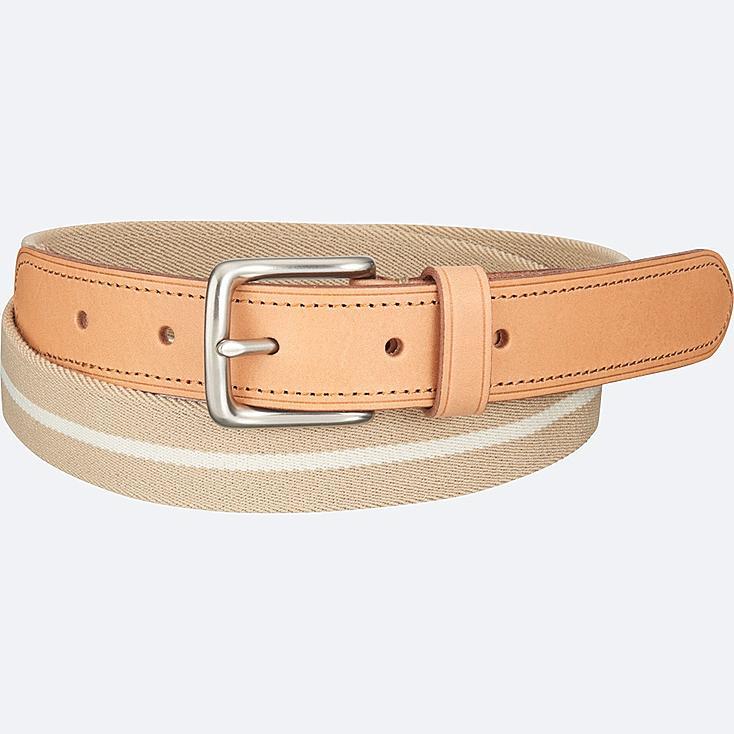 MEN Stretch Tape Belt
