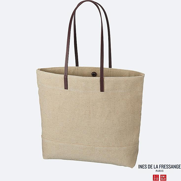 WOMEN INES Jute Tote Bag