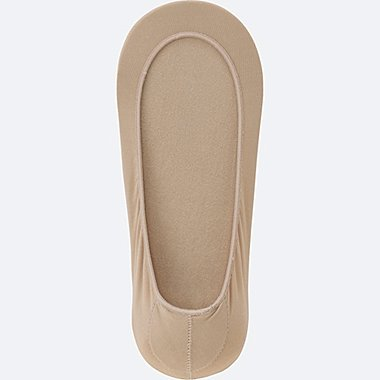 WOMEN FOOTSIES (SHEER), BEIGE, medium
