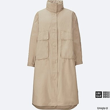 WOMEN Uniqlo U Oversized Long Parka