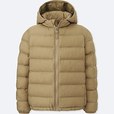BOYS LIGHT WARM PADDED PARKA, BEIGE, medium