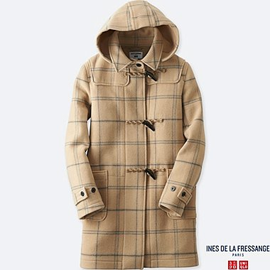 WOMEN INES DUFFLE COAT