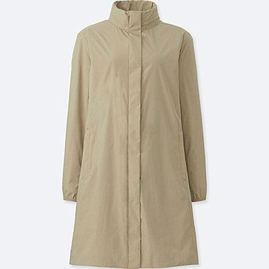 WOMEN BLOCKTECH LIGHT COAT