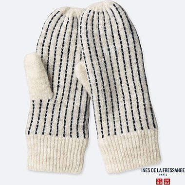 WOMEN KNITTED MITTENS