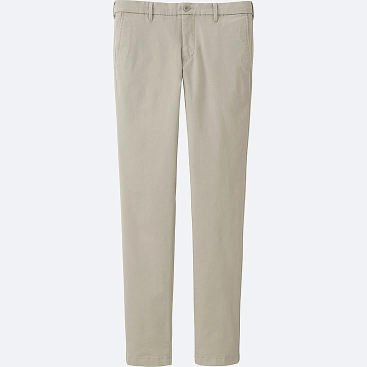 MEN ULTRA STRETCH SKINNY CHINO PANTS at UNIQLO in Brooklyn, NY | Tuggl