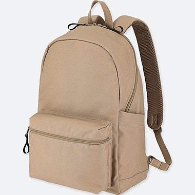 ZIPPED BACKPACK