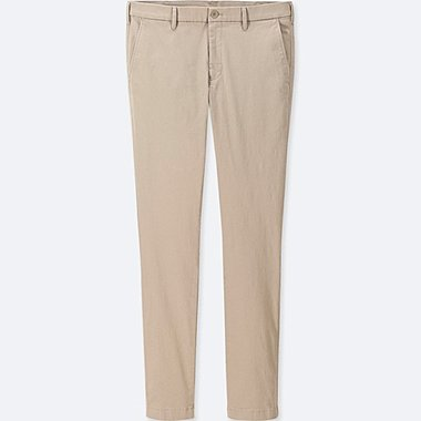 PANTALON CHINO SKINNY FIT ULTRA STRETCH HOMME (L34)