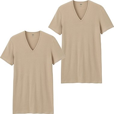 MEN Supima Cotton T-Shirt - 2 Pack