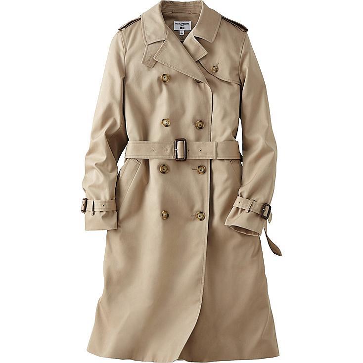 WOMEN Ines Trench Coat