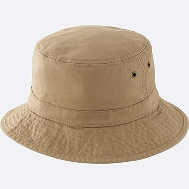 MEN CAMP HAT, BEIGE, medium
