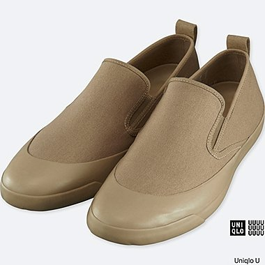 UNISEX Uniqlo U Canvas Slip-On