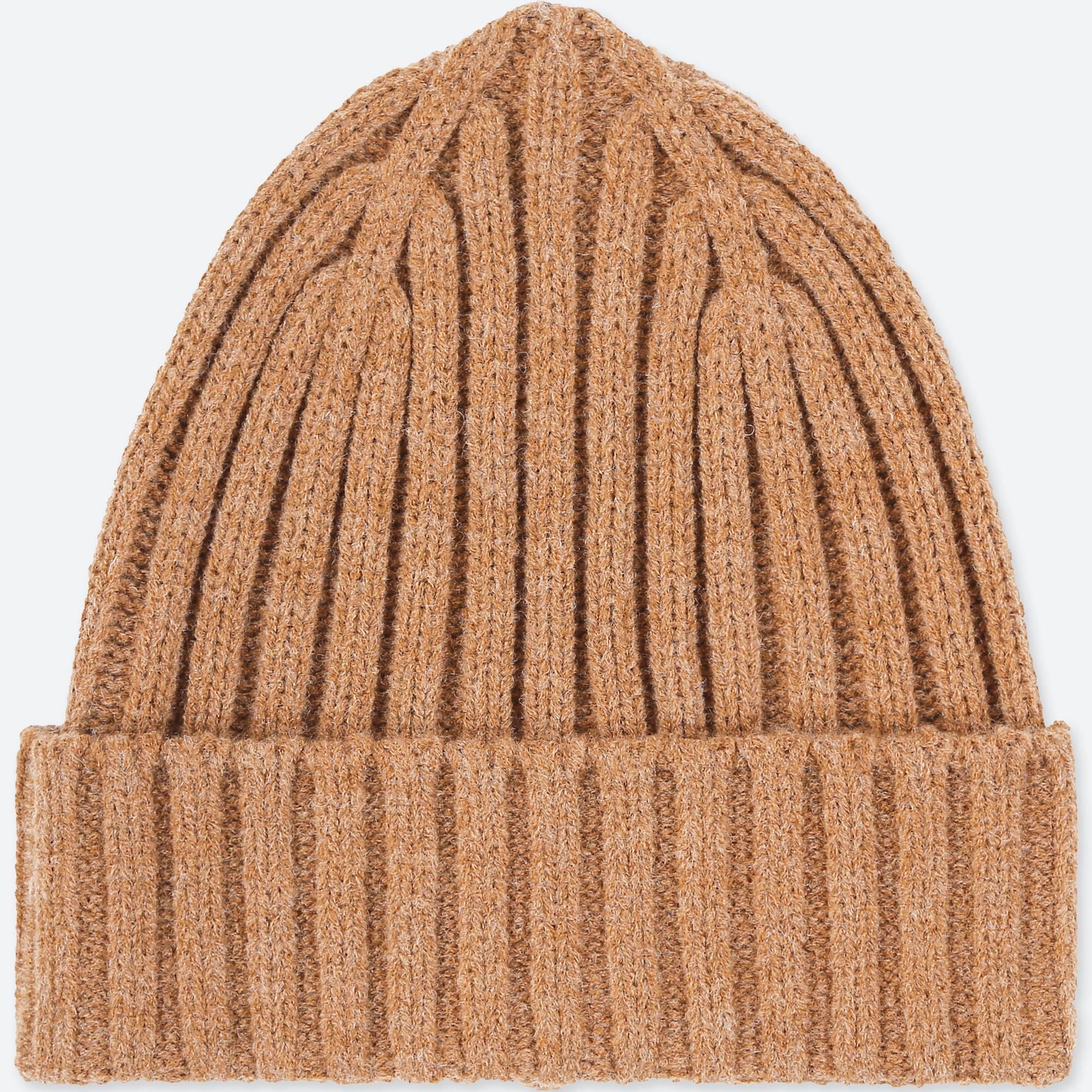 8145d284eefe4 HEATTECH KNITTED CAP