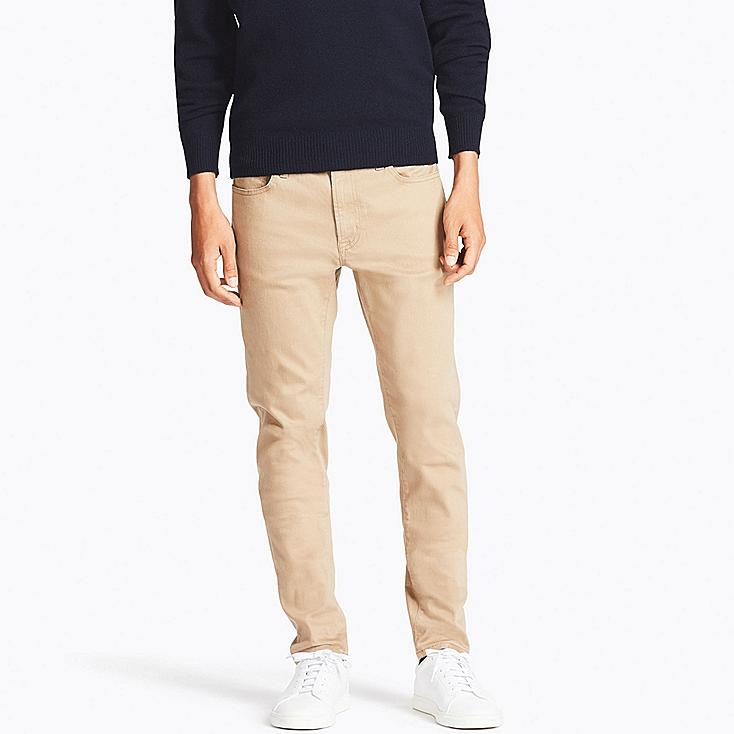 MEN STRETCH SKINNY FIT COLOR JEANS | UNIQLO US