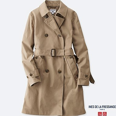 DAMEN INES TRENCH COAT
