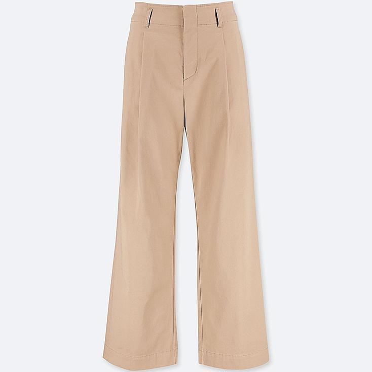 MUJER Pantalon Ancho