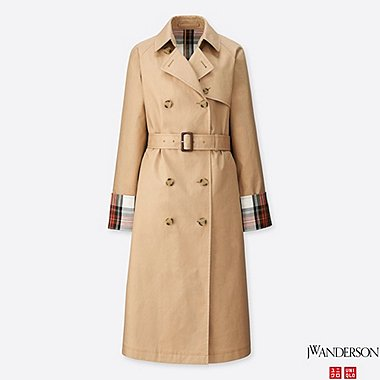 WOMEN JWA TRENCH COAT, BEIGE, medium