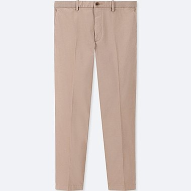 MEN EZY ANKLE LENGTH TROUSERS