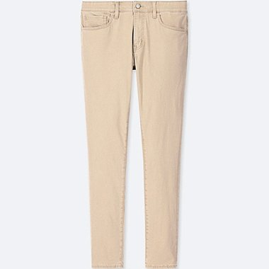 MEN EZY COLOUR SKINNY FIT JEANS
