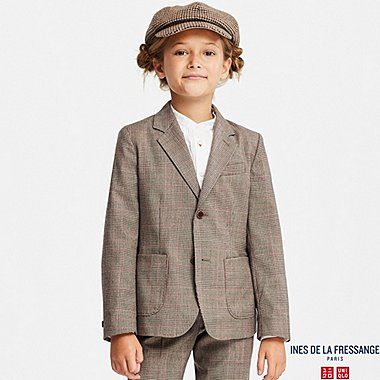 KIDS Ines Wool Blend Jacket