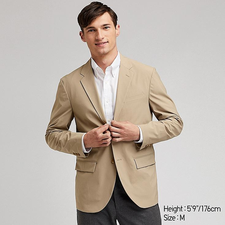 MEN KANDO JACKET, BEIGE, large