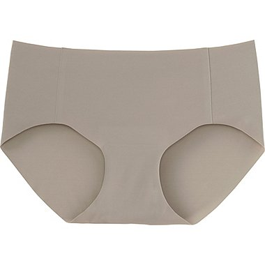 Shorty Invisible Sans Couture Taille Haute FEMME