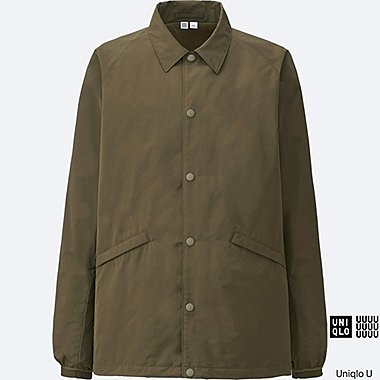 MEN Uniqlo U Coach Jacket