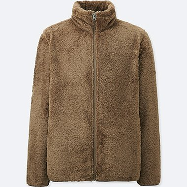 Men's Fleece Jackets & Tops | UNIQLO UK