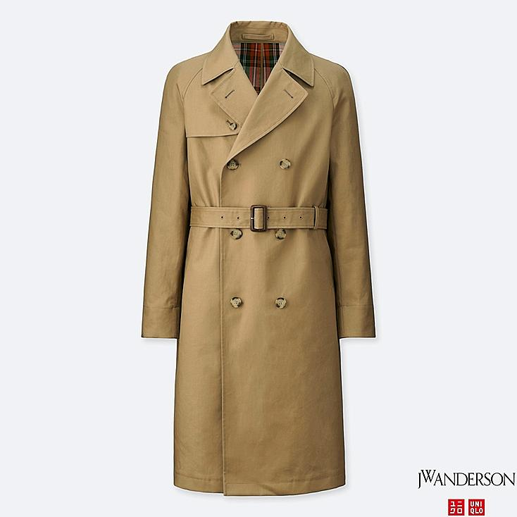 MEN J.W.ANDERSON Reversible TRENCH COAT
