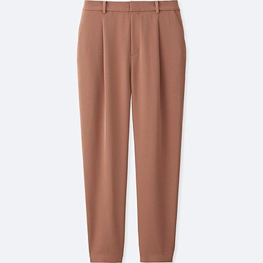 DAMEN Easy Care Hose Jogger Drappiert