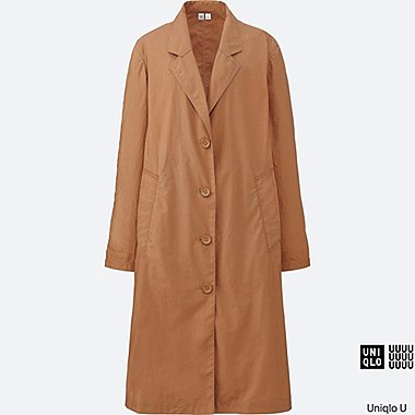 WOMEN Uniqlo U Oversized Over Coat